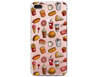 iPhone case 10 Hamburger iPhone X fast food iPhones 8 plus case pizza iPhone 8 plus case iPhone 8 case iPhone8 iPhone 7 plus case iPhone 7