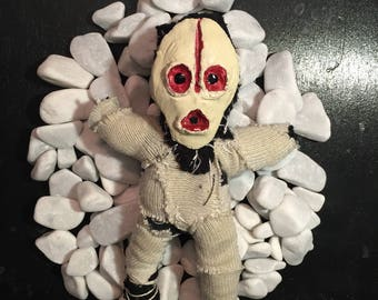 Ghostly Ritual Doll