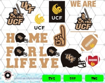UCF Knights svg,png,dxf/UCF Knights clipart for Print/Design/Cricut/Silhouette...etc