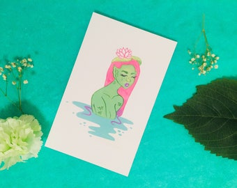 Creature From The Black Lagoon Girl