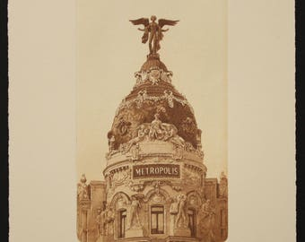 Metropolis Building-Madrid