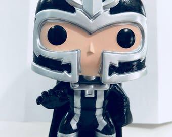 Custom Funko Pop Marvel Magneto New Costume X-Force