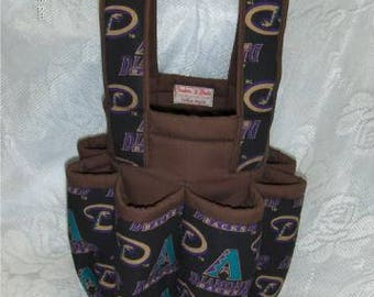Fashion Luck Diamond Backs Tote Bag / Bingo Bag