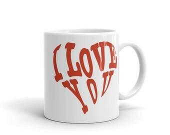Valentines Day Gift Mug