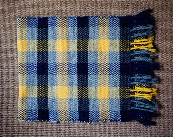 Scarf Reykjavik * handwoven wool from Iceland