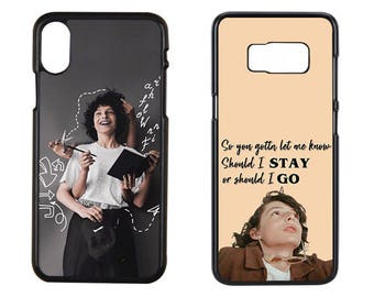 Stranger Things Finn Wolfhard Iphone x Case, Finn Wolfhard Phone Case, Stranger Things Case, iPhone 8 Plus Case, Samsung Galaxy S8 Case