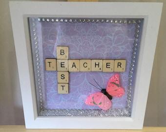 Best Teacher Box frame