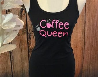 Coffee Queen Tank