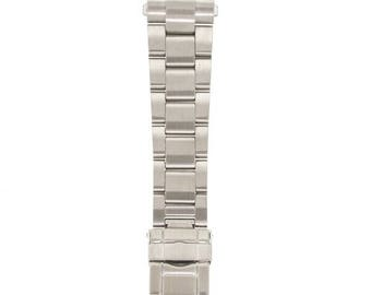 Heavy Men's Oyster Bracelet For Men's Rolex 20mm