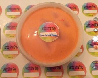"""Peaches """"N"""" cream"""