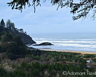 Cape Disappointment, Pacific Ocean, Washington State