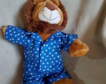 """Pyjamas for 15"""" bear"""