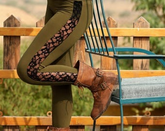 Netz Leggings