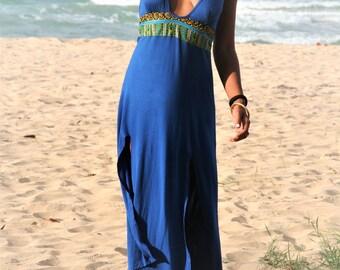 Moonchild Dress Blue