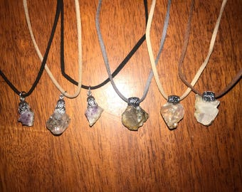 Assorted Crystal chokers