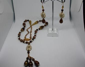 Brown/Gold Sets