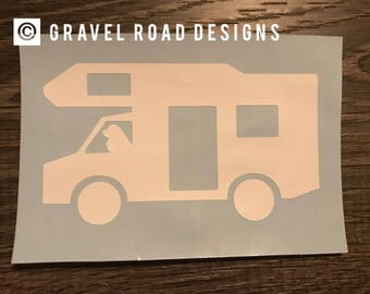 Camper Decal