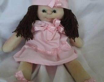 Rag Doll Lilly