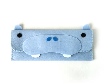 Hippo Long Pouch