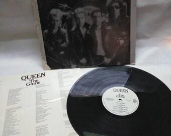 Queen The Game album