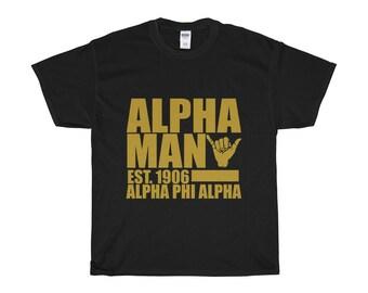 Alpha Phi Alpha Tshirt