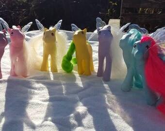My Little Pony, My Little Pony Flutter ponies, Hasbro, various ponies