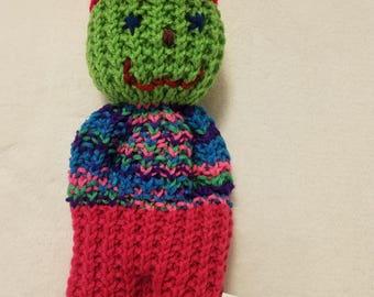 Knit Comfort Doll #7