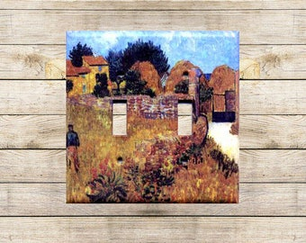 House in Provence Decorative Switchplate