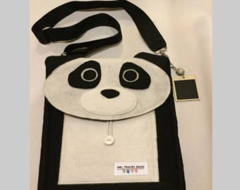 Panda Travel Bag