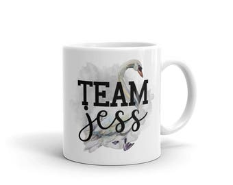 Team Jess - Gilmore Girls - For Her