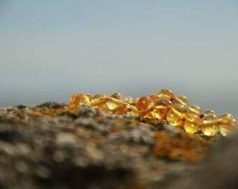 Genuine Baltic Sunshine Amber Necklace