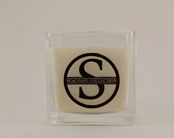 Scented Candle - Ocean Breeze Linen - 10oz 100% Soy Wax - Seacoast Collection