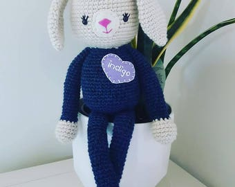 Crocheted Bunny softie