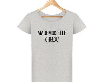 T-shirt Miss weird