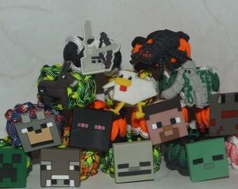 mega    rare    Mine craft woggles
