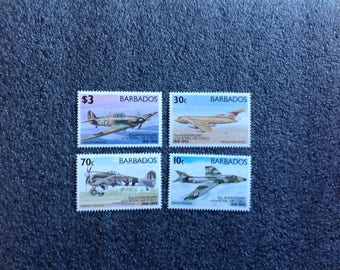 Barbados (75th Anniversary of the Royal Air Force)