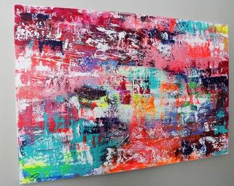 Art PRINT OF Original art painting wall decor