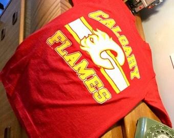 Vintage Calgary Flames T-Shirt