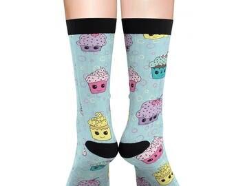 Super Sweet Sublimation Socks