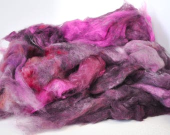 AMETHYST- Spontaneous Spinning Clouds (4.0 oz.)