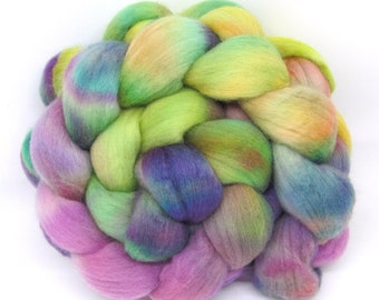Merino Wool Hand Dyed Fine Combed Top 21 Micron 100gms - FM58