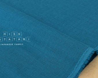 Japanese Kokka Fabric Oeko-Tex solid double gauze - colour 18 - 50cm