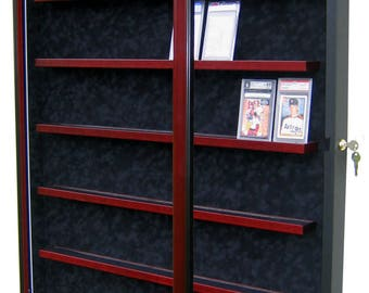 48 Graded Card Display Case