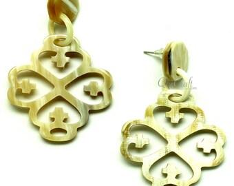 Horn Earrings - Q12870