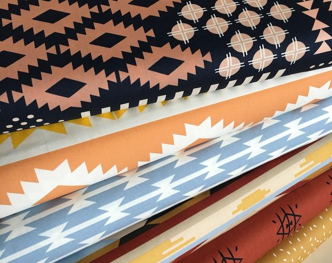Arizona fabric, Bundle of 6