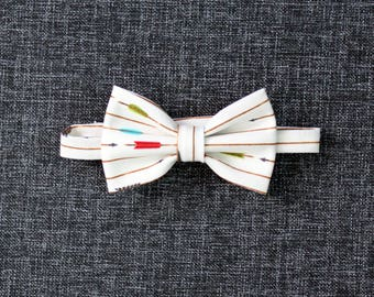 Arrow Bow Tie for Baby, Toddler, Kids, Boys
