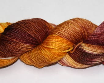 King Louis Hand Dyed Sock Yarn