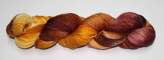 King Louis Hand Dyed Sock Yarn