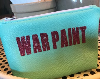 Warpaint mini Faux Leather Bag