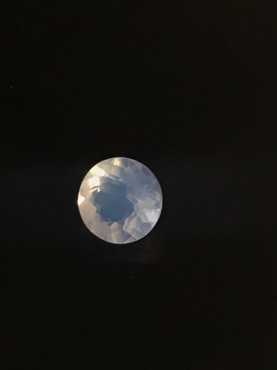 8/10 Ct Loose Round Facet Cut Opal